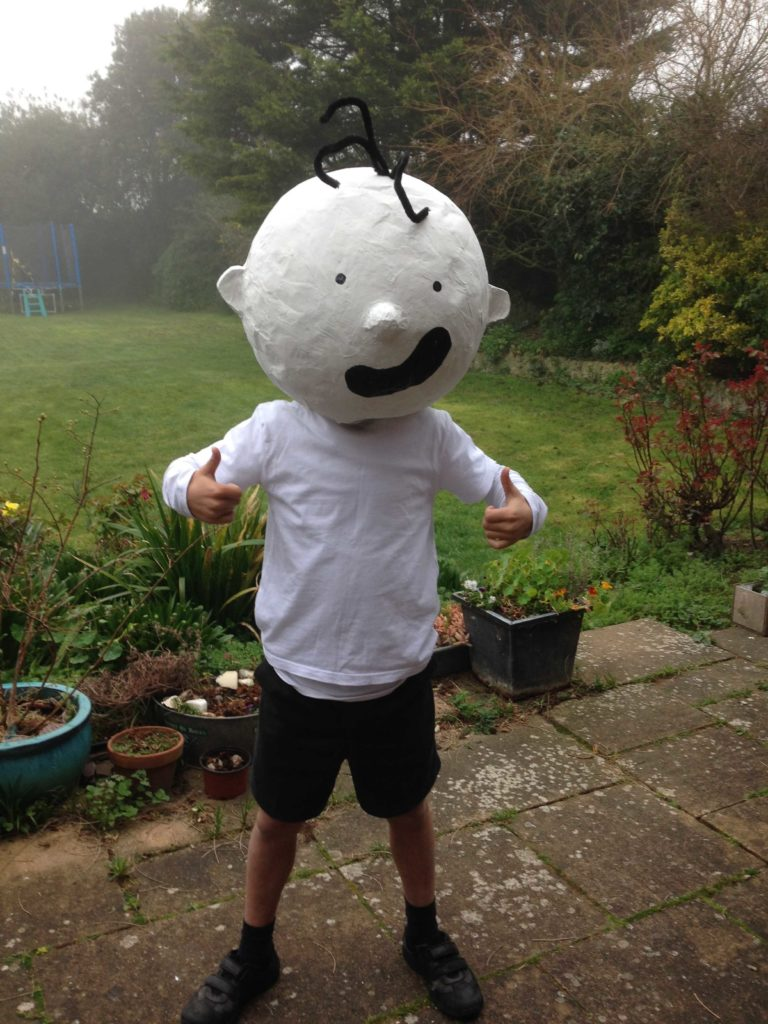 Burglar Bill Mask Template and Diary Of A Wimpy Kid Costume Dressing Up World Book Day event