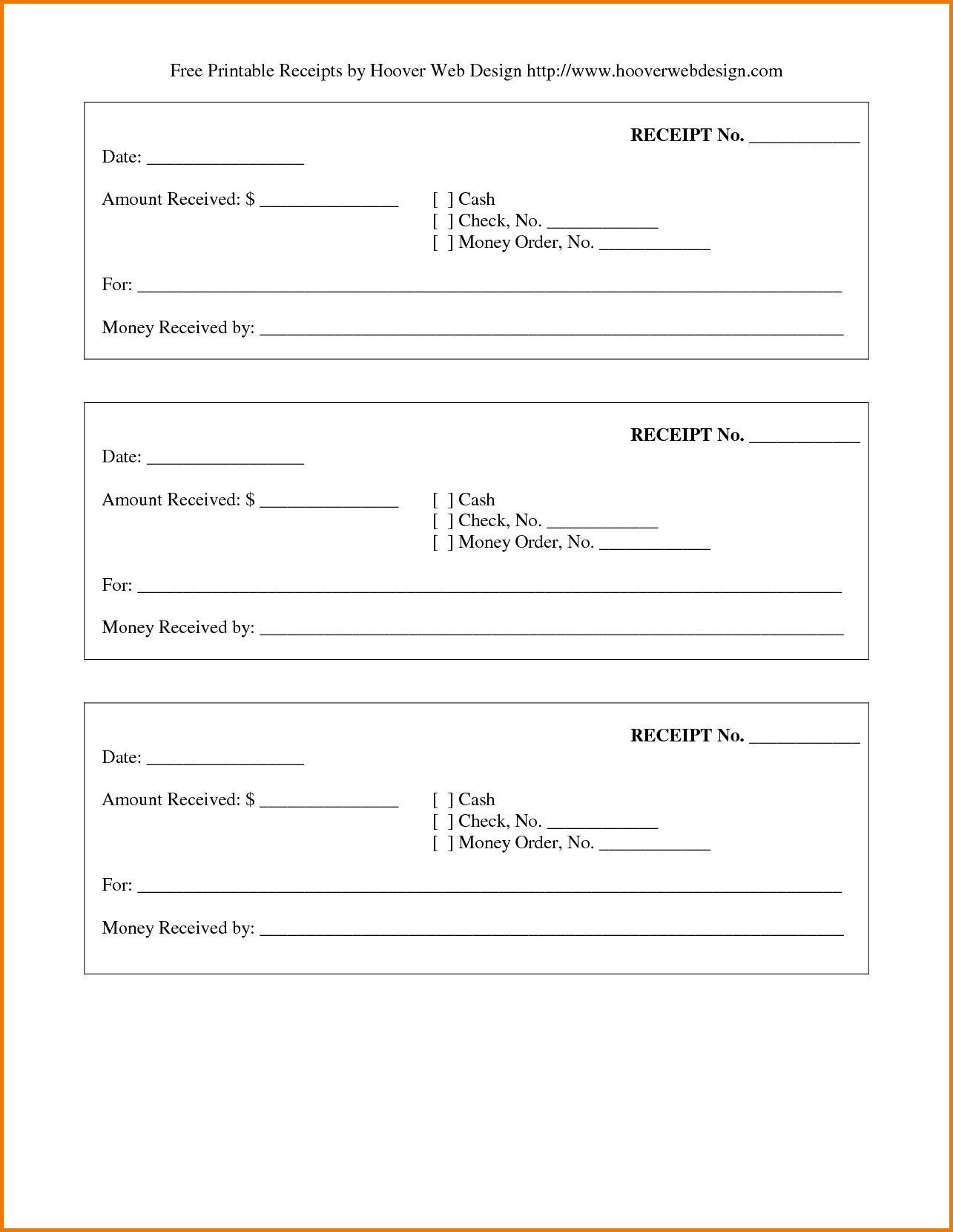 Business Expense Report Template Excel and 7 Blank Receipt Template Expense Report