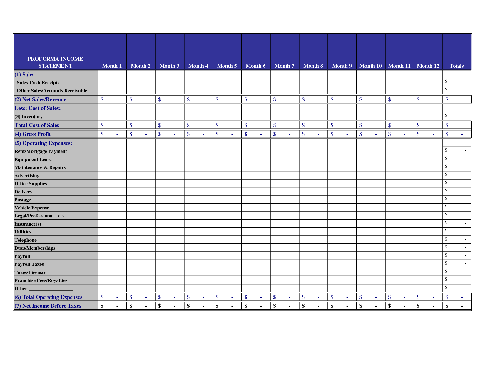 Business Expense Report Template Excel and Free Expense Report form Excel P L Spreadsheet Template