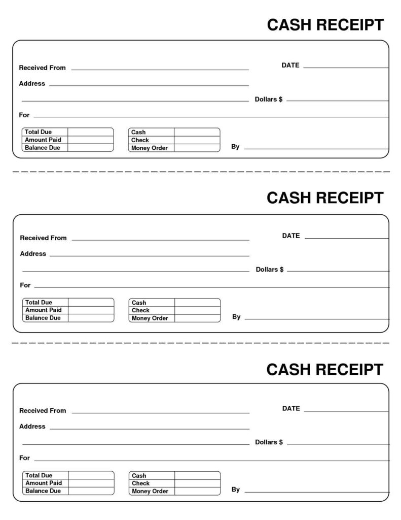 Cash Invoice Sample and Cash Invoice Template Invoice Template Ideas