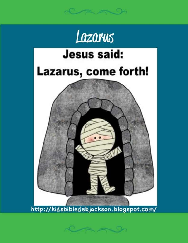 Children's Bible Study Worksheets and Bible Fun for Kids Life Of Jesus List Of Lessons Links