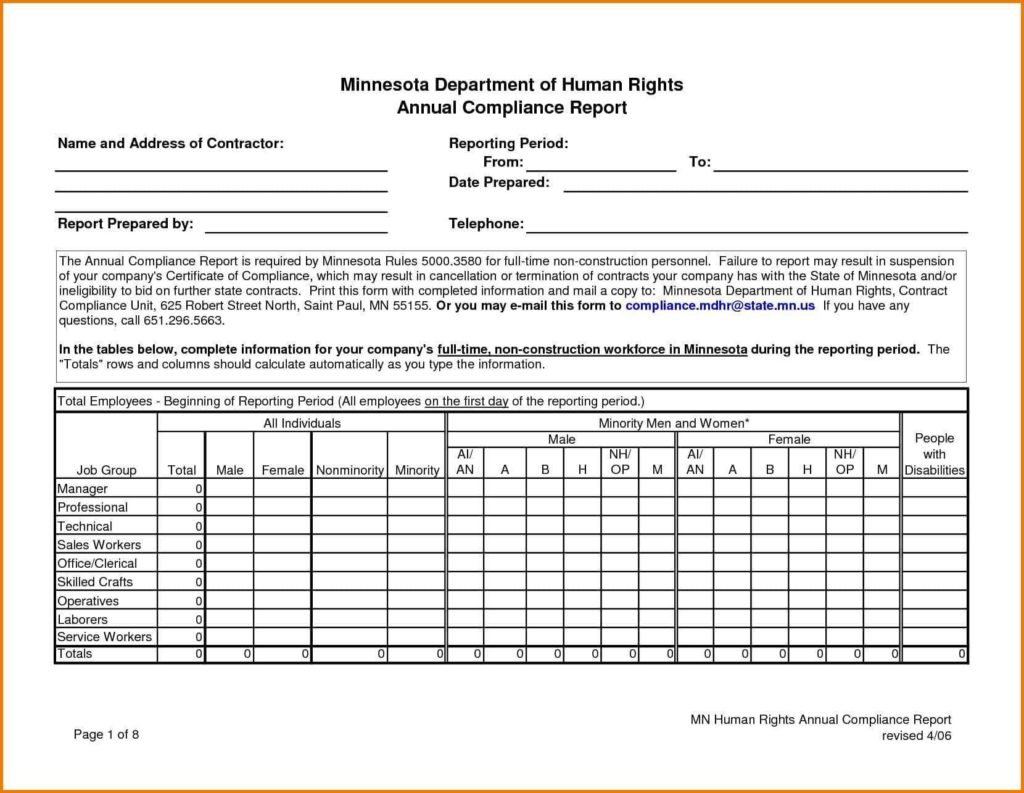 Construction Inspection Report Template and Management Past and Present Project Project assessment Report