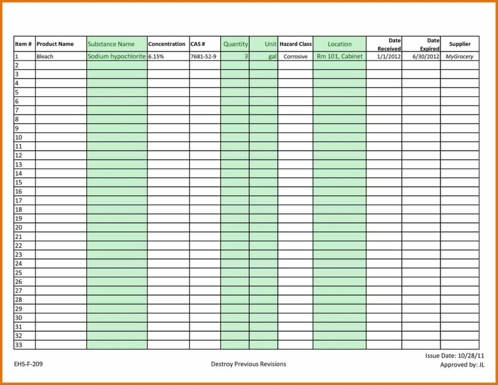 Contract Tracking Spreadsheet and Inventory Spreadsheet Template Inventory Spreadsheet Spreadsheets