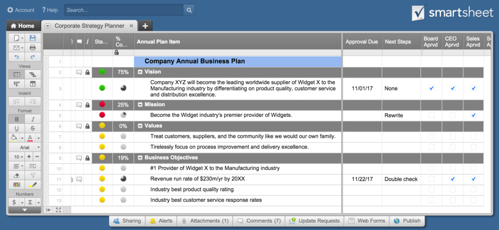 Customer Database Excel Template and top Project Plan Templates for Excel Smartsheet