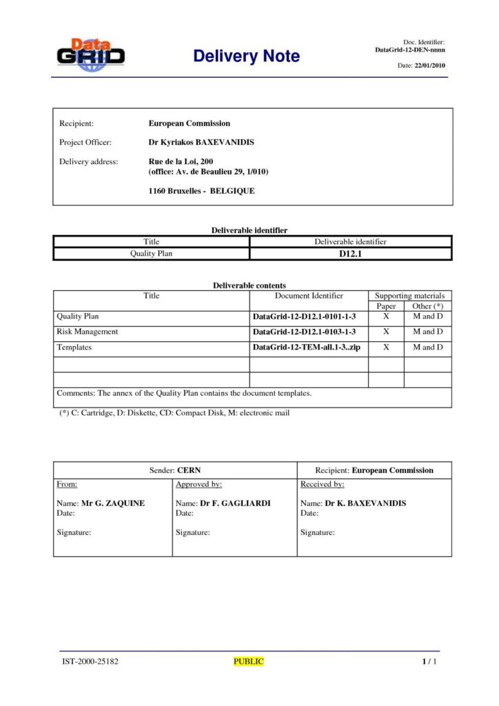 Delivery Invoice Template and Delivery Invoice Sample Invoice Template Ideas
