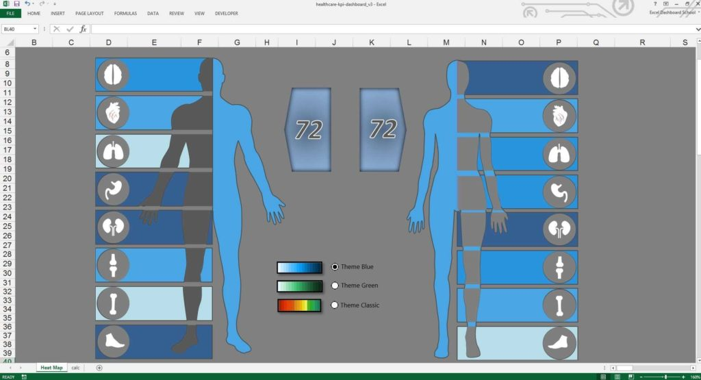 Dynamic Dashboard Template In Excel and Excel Healthcare Kpi Dashboard Free Excel Template Youtube