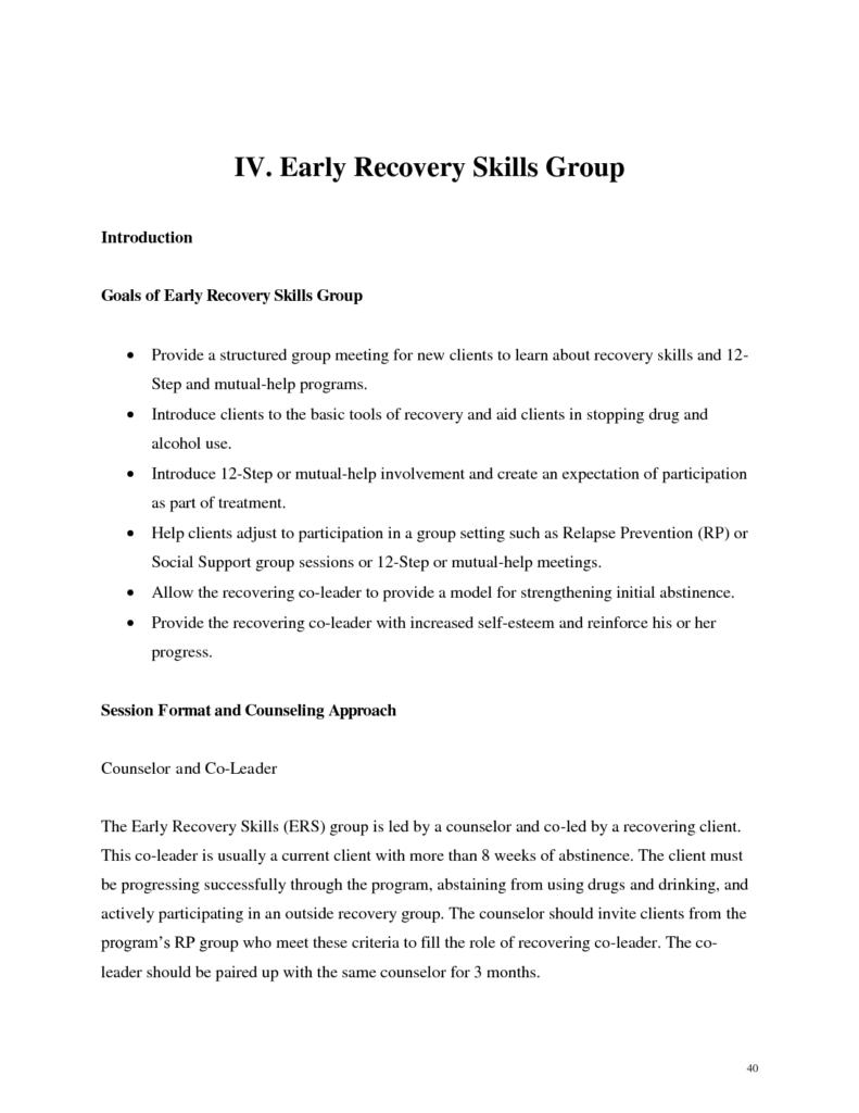 Early Recovery Worksheets and 16 Best Images Of Recovery Support Worksheet Early Recovery