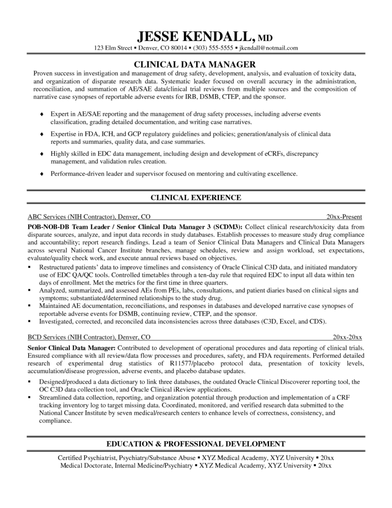 Ehs Policy Statement Example and Ehs Resume Sample Resume for Your Job Application