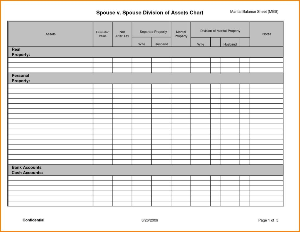 Excel Spreadsheet for Warehouse Inventory and Bank Reconciliation Sheet with Regard to Balance Sheet Account