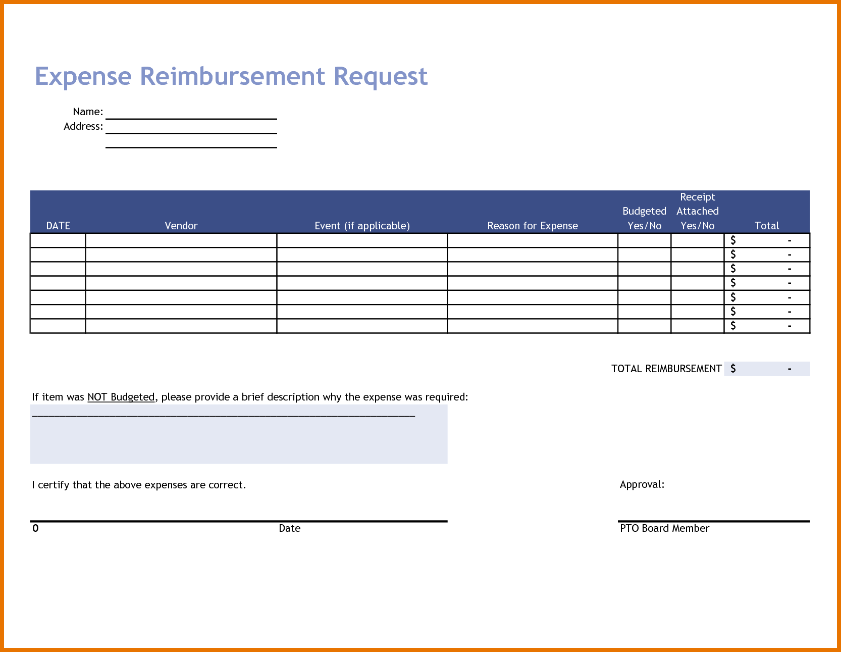 Expense Reports Templates and 8 Excel Expense Report Template Itinerary Template Sample