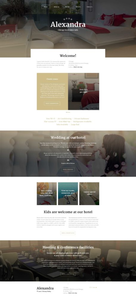 Expensive Website Templates and Aleksandra Website Template Hotel Website Website and Website