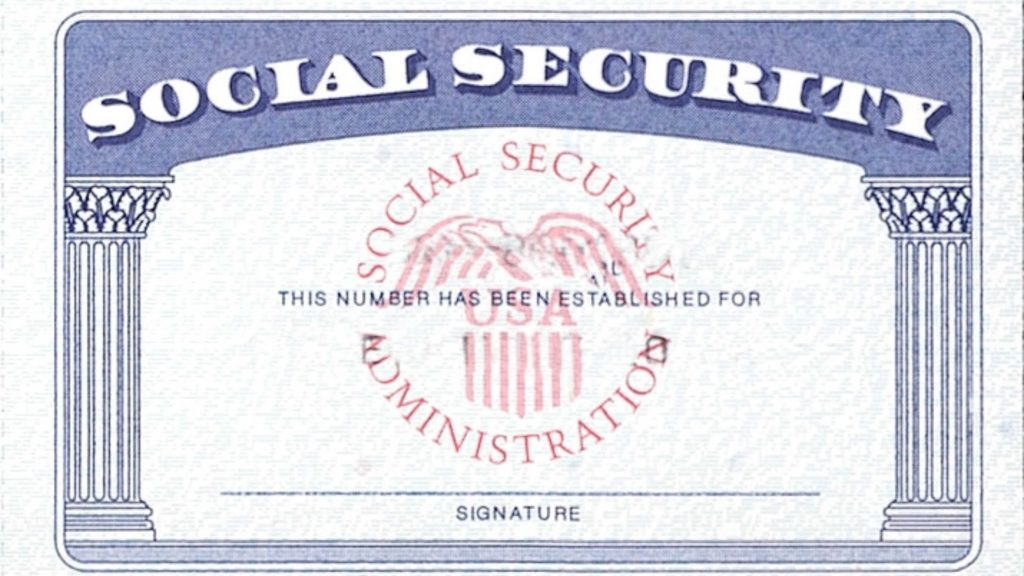 Fake Utility Bills Template and 28 Ssn Card Template Gallery for Gt Fake social Security Card
