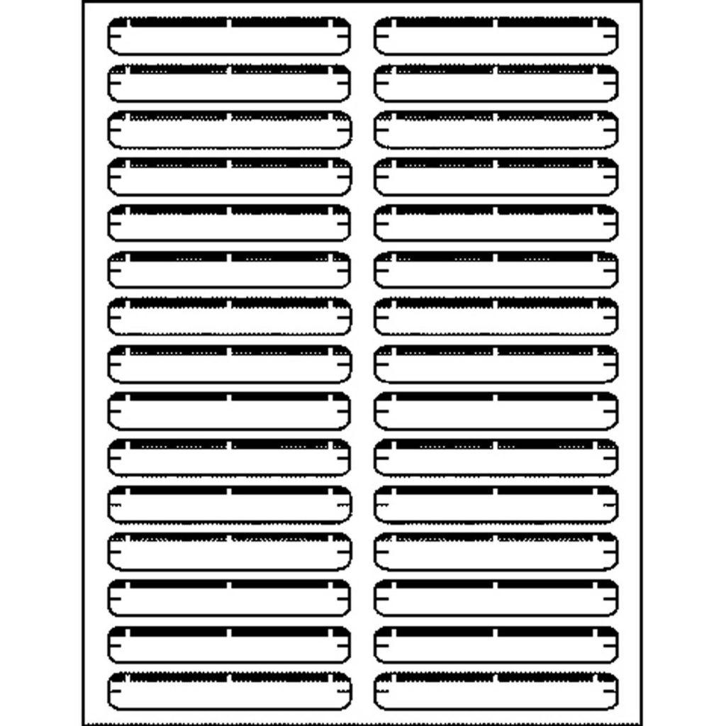 File Folder Labels Templates 30 Per Sheet and Business source Laser Inkjet File Folder Labels Permanent
