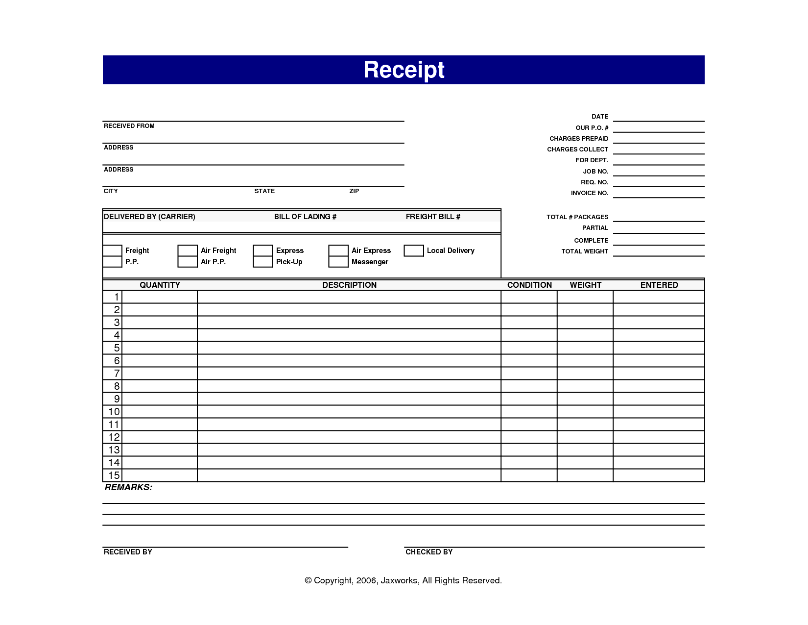 Free Printable Service Invoice Template and Blank Reciept Free Printable Lined Paper Template Simple Lease