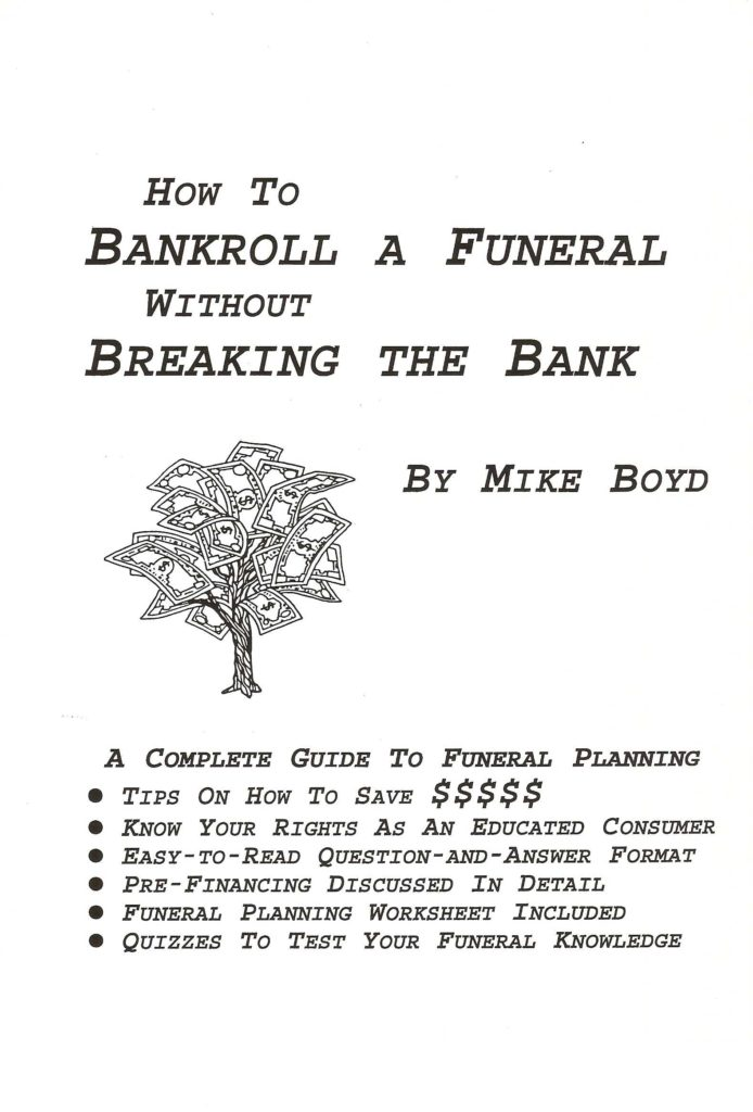 Funeral Planning Worksheet Free and Planning Workbook ask the Funeral Expert