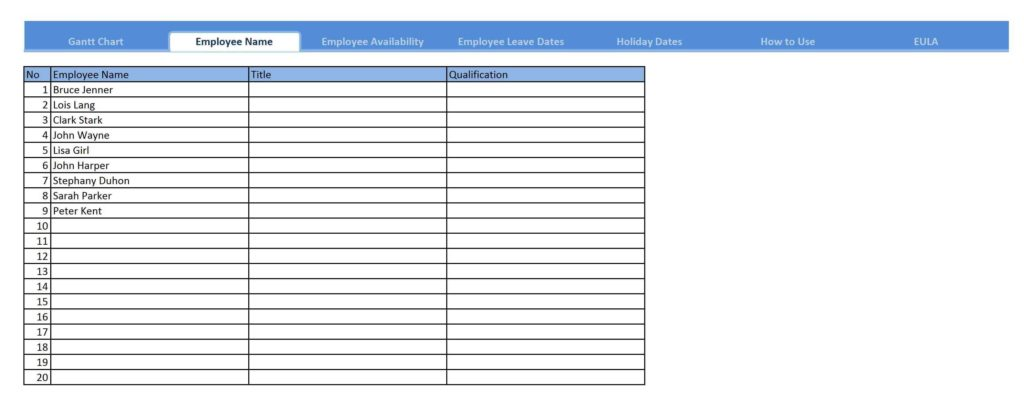 Gantt Chart In Excel 2010 Template and Spreadsheet Templates Page 6 Task Tracking Excel Template Double