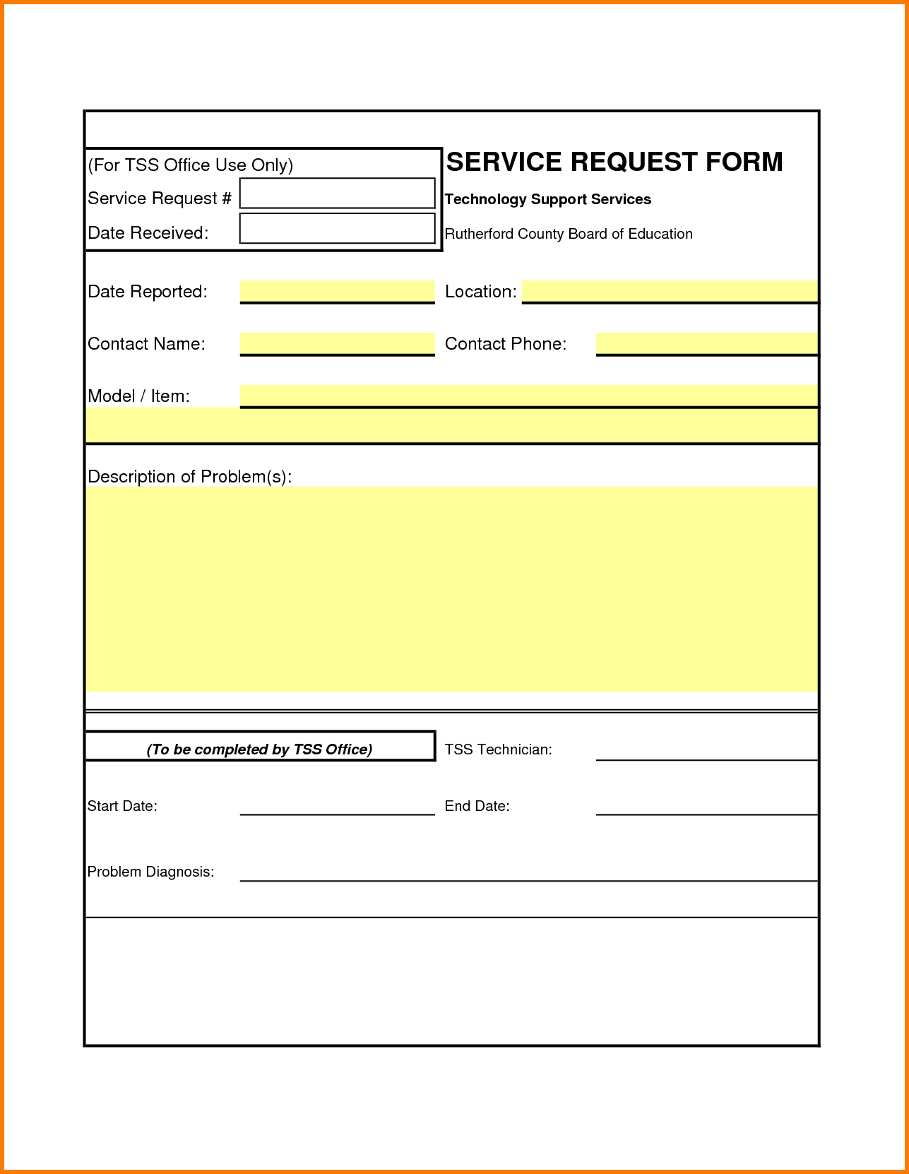 Garage Repair Invoice Template and Excel Work order Template Rabitah