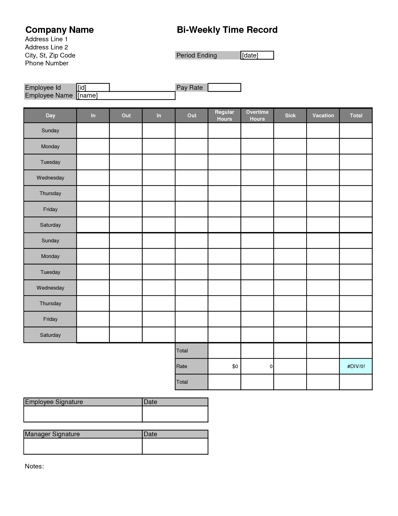 Independent Contractor Expenses Spreadsheet