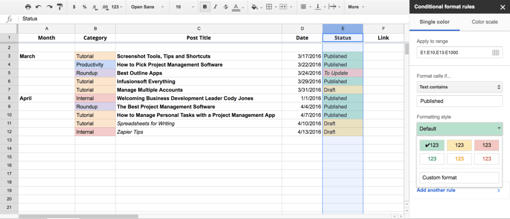 Interactive Spreadsheet Web Page and Write Faster with Spreadsheets 10 Shortcuts for Posing