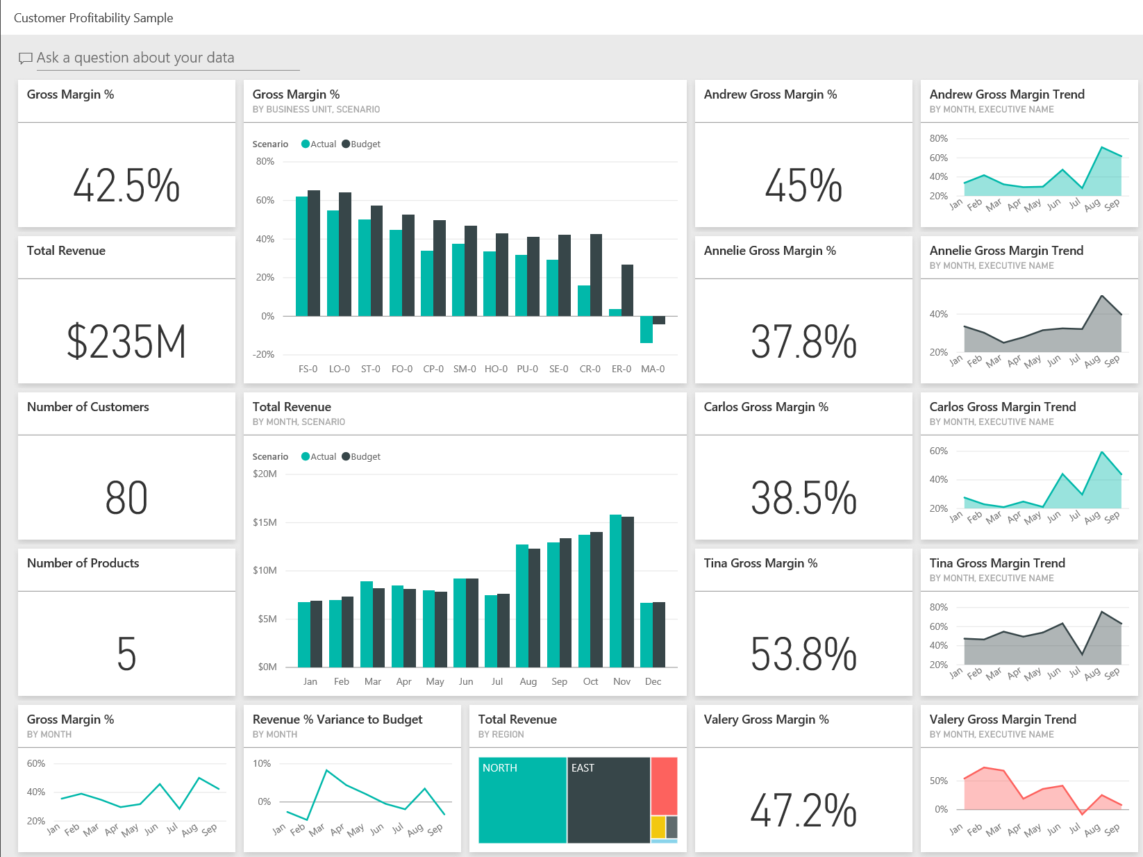 Kpi Reports Sample And Performance Assurance Framework