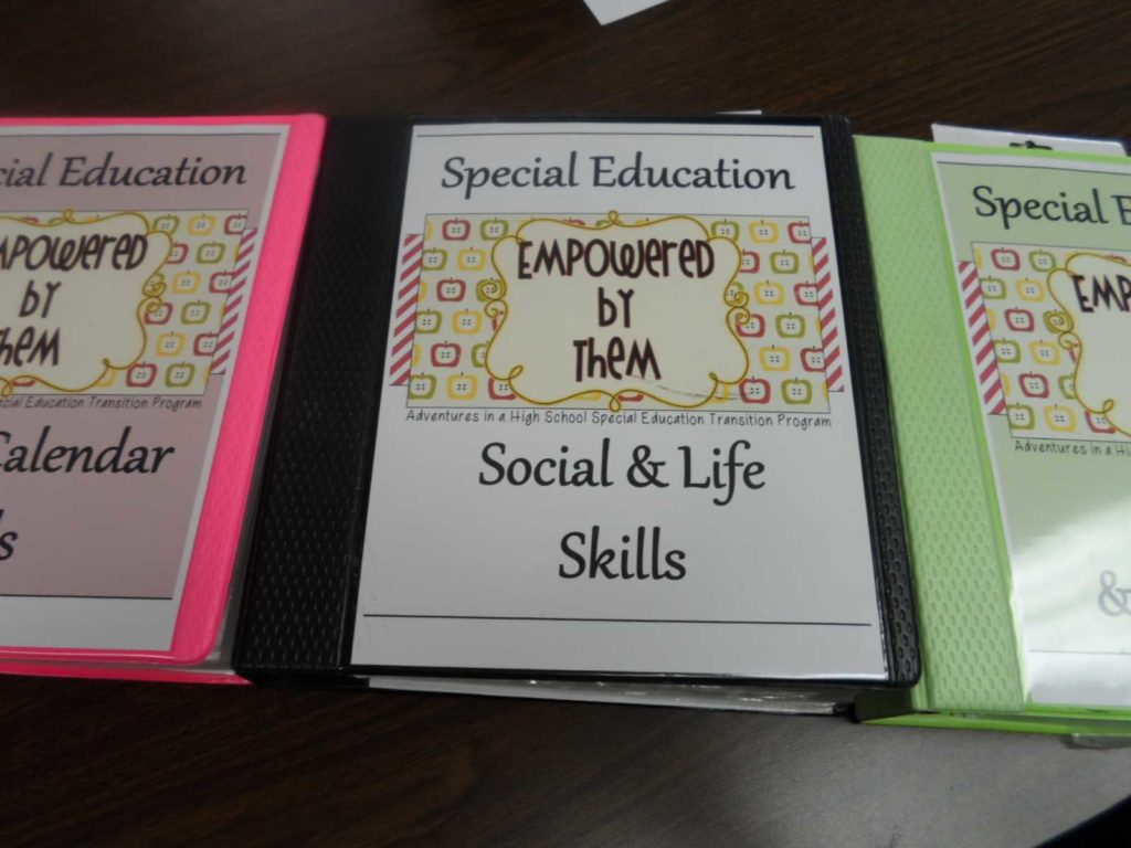 Life Skills Worksheets for Middle School Students and Empowered by them
