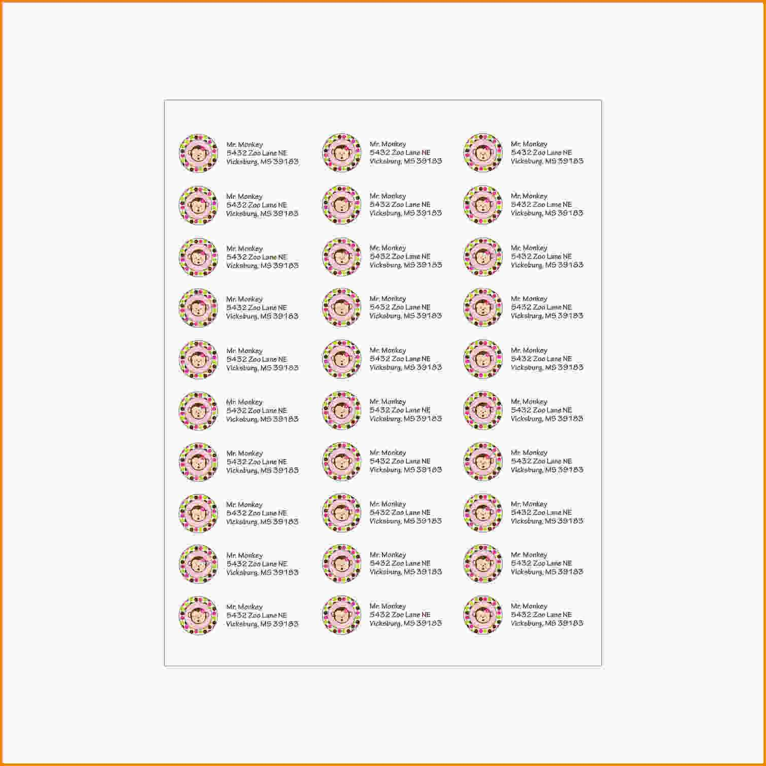 Niceday Label Template 14 Per Sheet and 100 Avery Laser Label Templates 3 Avery Shipping Label