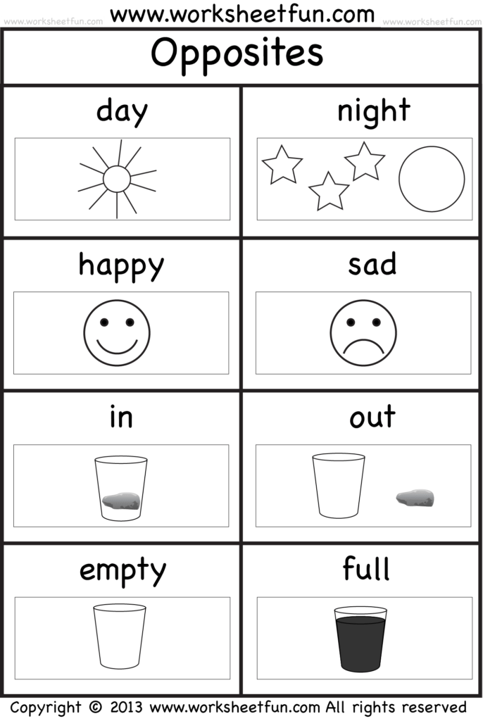 Preschool Worksheets Online and Content 2013 10