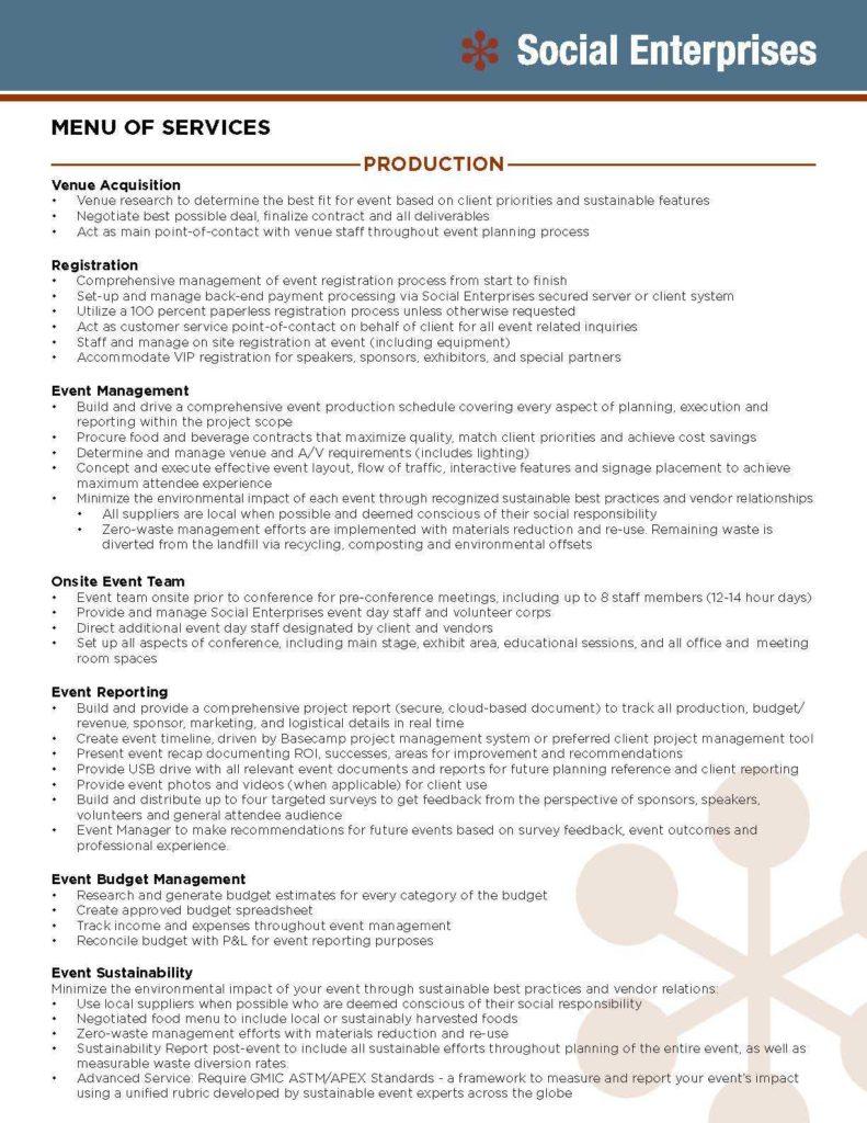Process Server Invoice Template and social Enterprises Services