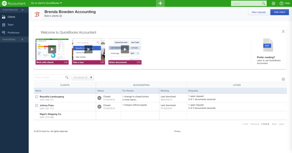 Quickbooks Invoice Sample and Quickbooks Online Update June 2015