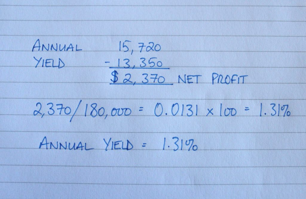 Rental Property Investment Spreadsheet and How to Work Out Yield On Rental Property 4 Steps with Pictures