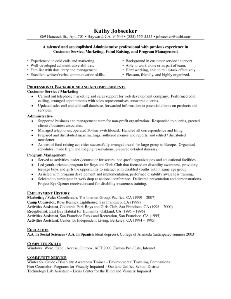 Sales Rep Call Report Template and Resume Sample Customer Service Positions My Perfect Resume