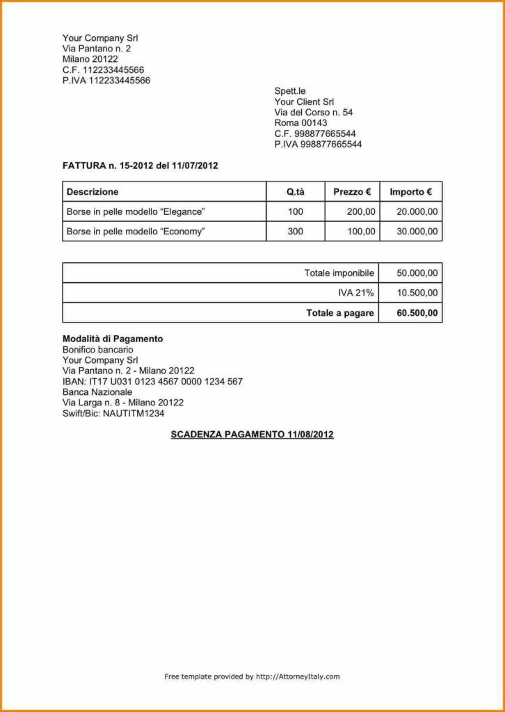 Sample Invoices for Services Rendered and 6 Sample Billing Letter for Services Rendered Simple Bill