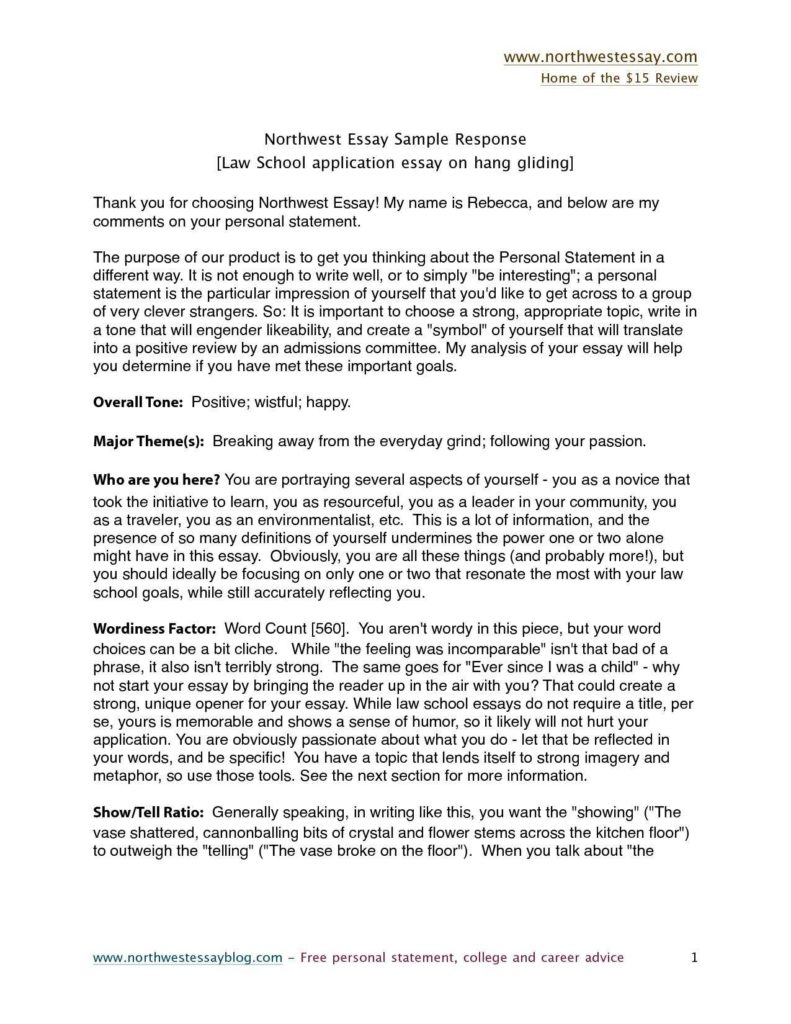 Samples Of Personal Statements for Law School and Mon Application Transfer Essay Tips Transfers Personal Insight
