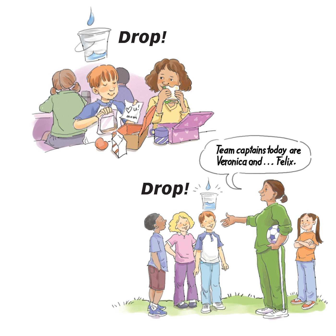 Save Water Worksheets for Kindergarten and How Full is Your Bucket for Kids tom Rath Mary Reckmeyer