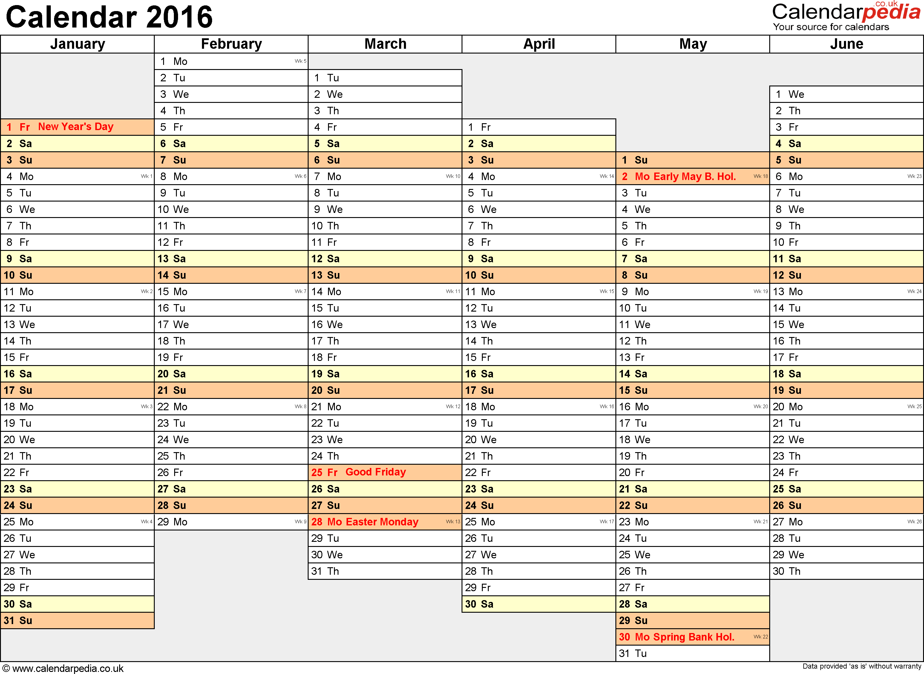 Scheduling Templates Excel and Excel Calendar 2016 Uk 16 Printable Templates Xls Xlsx Free
