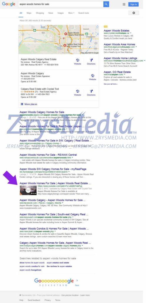 Seo Audit Report Sample and Real Estate Seo Sacramento Seo Pany Zrysmedia