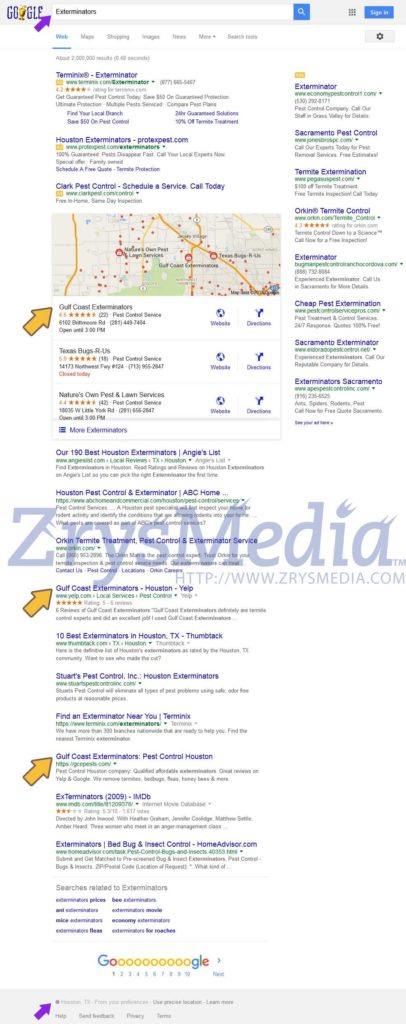 Seo Audit Report Sample and Seo Services Sacramento Sacramento Seo Pany Zrysmedia