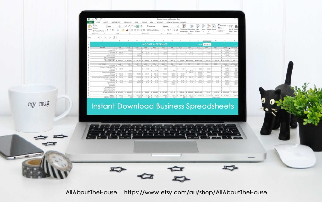 Simple Business Expense Spreadsheet and Simple Spreadsheets to Keep Track Of Business In E and Expenses