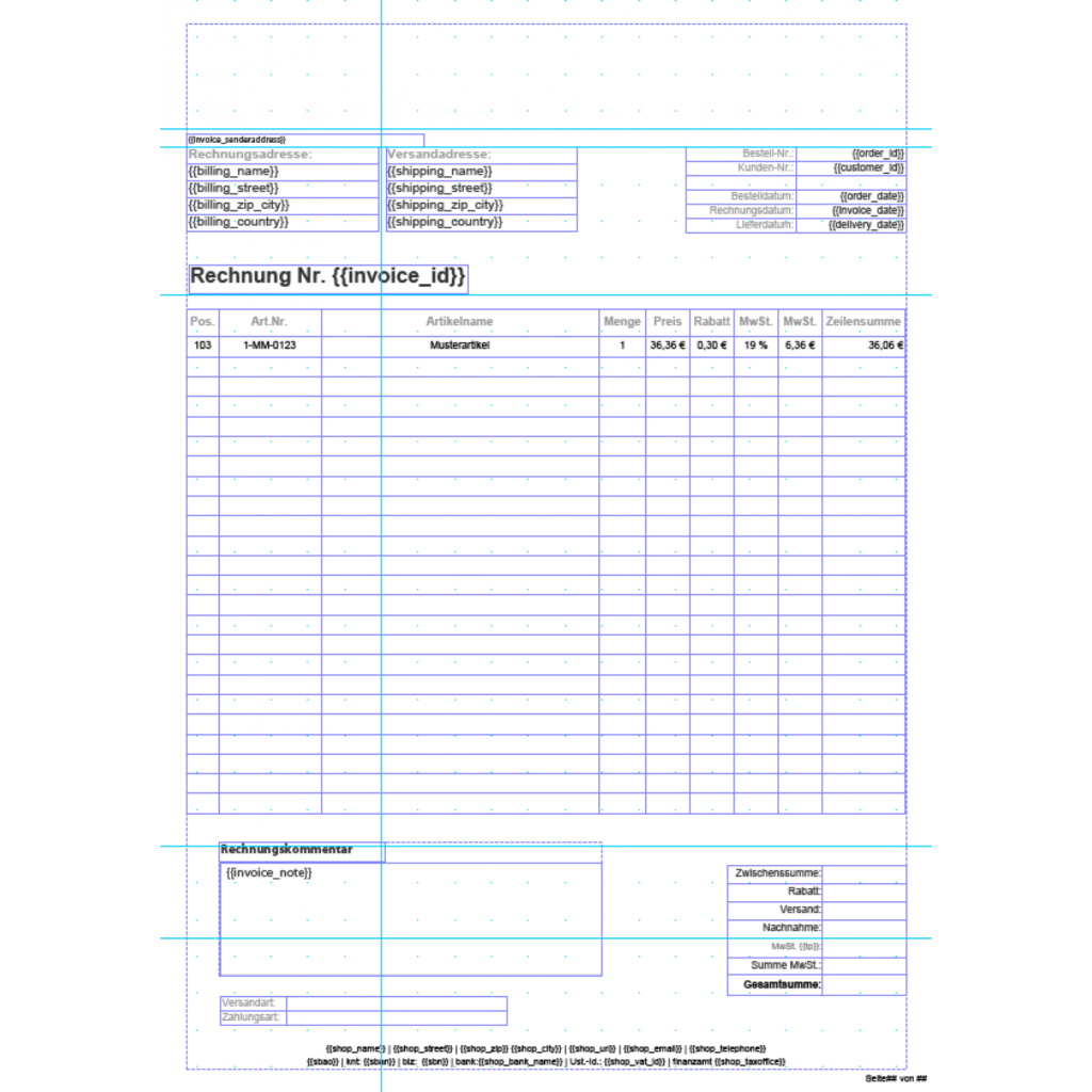 Simple Invoices Templates and German Invoice Template Word Rabitah