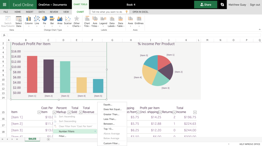 Spreadsheet Collaboration and From Visicalc to Google Sheets the 12 Best Spreadsheet Apps