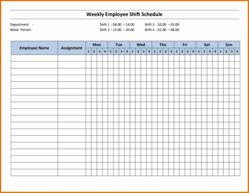 Times Sheet Template and Template Schedule Sheet Template Example Of A Nice Resume Time
