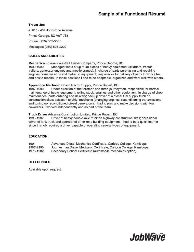 Tractor Bill Of Sale Template and Dump Truck Driver Job Description Resume Resume for Your Job
