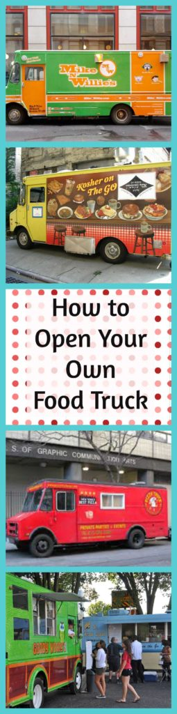Trucking Expenses Spreadsheet and 10 Things to Know before Ing A Food Truck Food Truck Food