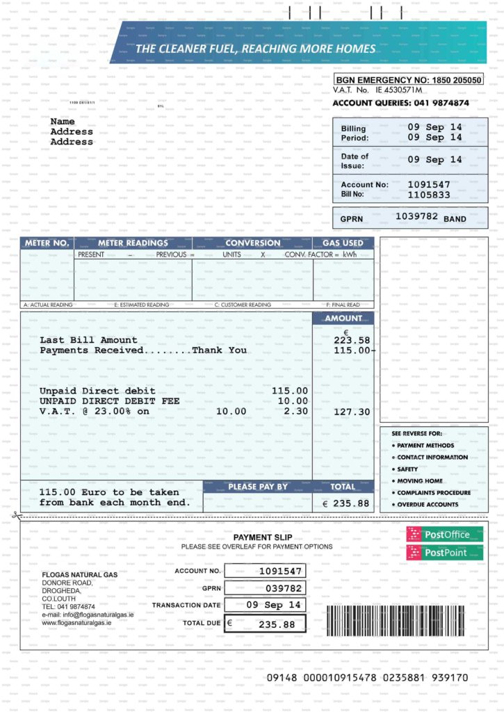 Uk Utility Bill Template and Fake Documents Fake Bank Statements Fake Utility Bills P60 P45