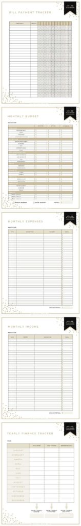 Utility Bill Template Uk and the 25 Best Monthly Bud Printable Ideas On Pinterest Monthly