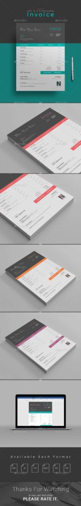 Weekly Invoice Template and Best 25 Invoice Template Ideas On Pinterest Invoice Layout