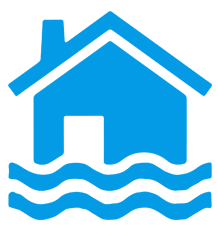 Water Damage Restoration and Construction  Tag