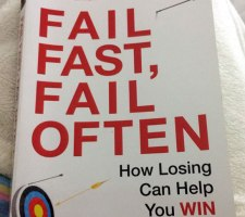 Livro Fail Fast, Fail Often