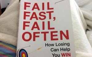 Livro Fail Fast, Fail Often