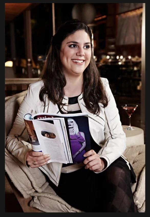 Foto de Tahiana D'Egmont para a Revista da Folha de São Paulo
